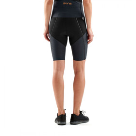 Skins DNAmic Triathlon - Short running Femme - bleu/noir